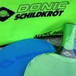 Testbericht Donic-Schildkröt Alltec Hobby-Set