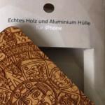 Bruderherz bietet Handyhüllen aus echtem Holz