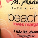 M. Asam Kosmetikprodukte mit individuellem Design