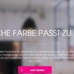 Online-Typberatung Garnier mit Guido Maria Kretschmer