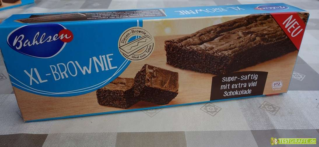 Bahlsen XL Brownie