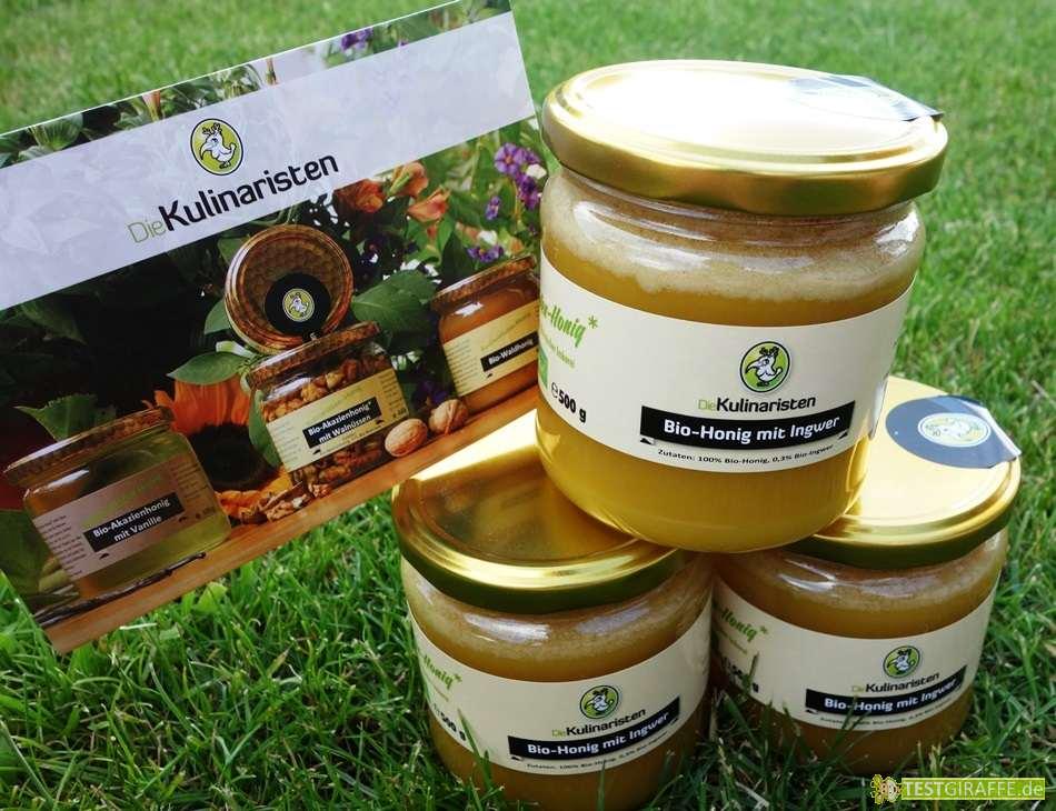 Bio Honig die Kulinaristen