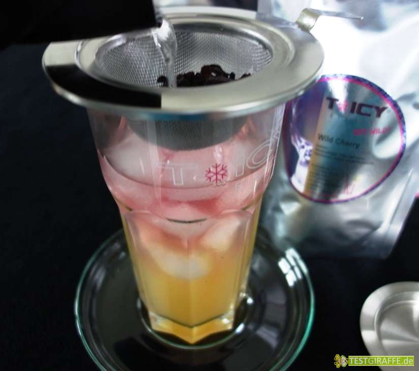 T-Icy Zubereitung