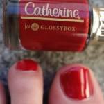 Nagellack Maritim-Chic by Catherine – exklusiv für die Glossybox