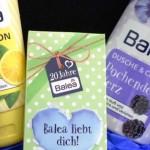 20 Jahre Balea bei dm und die Geburtstagsprodukte