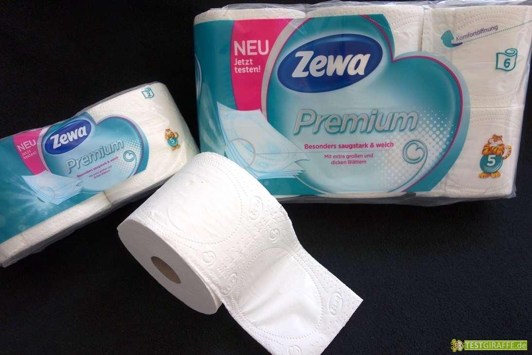 Zewa premium