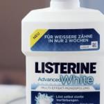 Gewinnspiel! Das neue Listerine Advanced White zu gewinnen