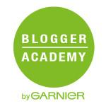 Logo Garnier Blogger Academy