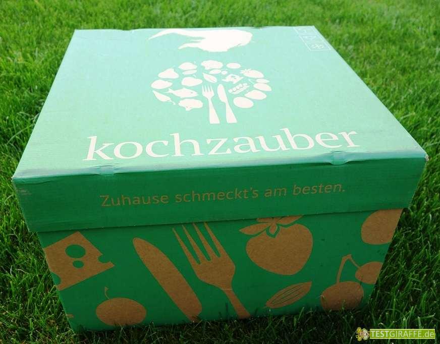 Kochzauber Kochbox