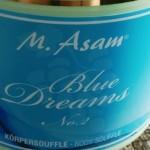 Blue Dreams No. 2 Körpersouffle von M. Asam im Test