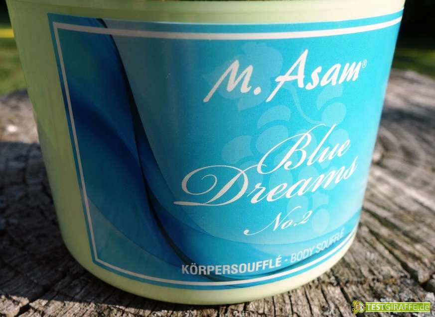 blue dreams m. asam