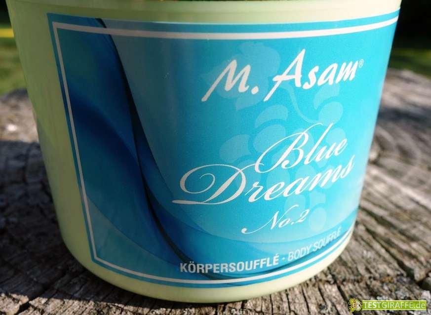 blue dreams m. asam
