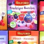 Die neuen Sorten von Milford Tee