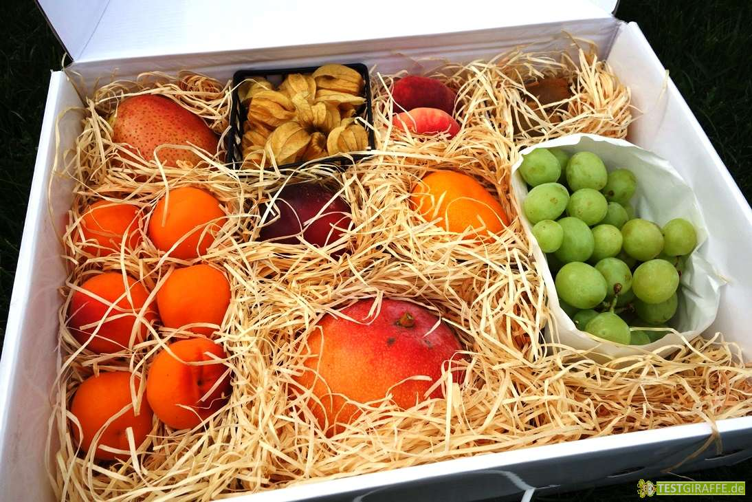 Hansenobst Obstbox