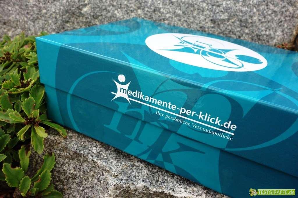 Beauty box medikamente per klick