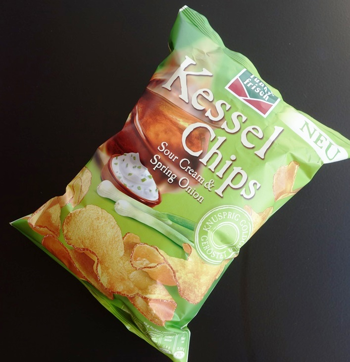 Funny Frisch Chipstest