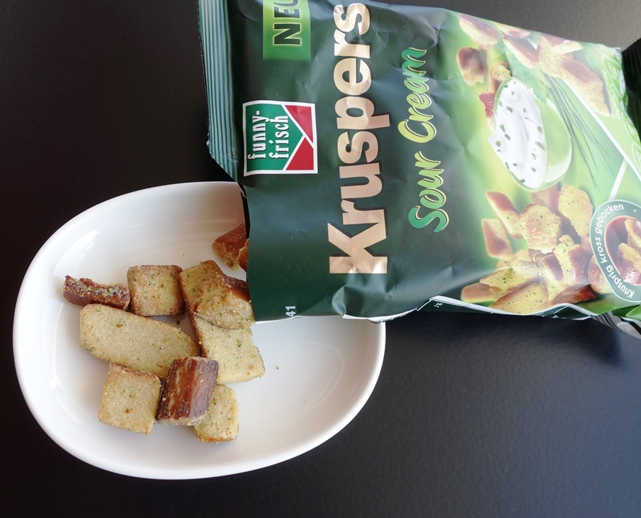 Funny Frisch Chipstest