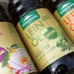 Bio Leinöl von Schneekoppe – Produkttest Öl