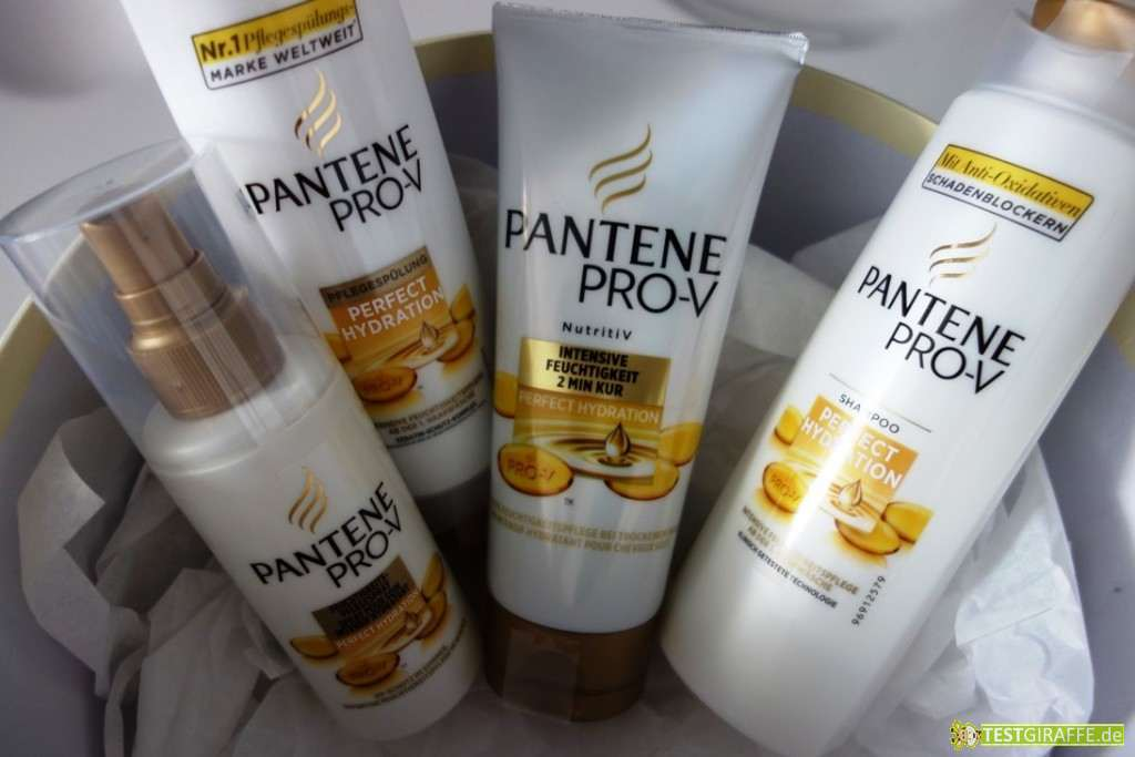 Perfect Hydration von Pantene Pro-V