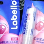 Labello Care & Color in Red und Nude im Test