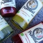 Vorstellung Proviant Fruchtmanufaktur: Smoothies, Limonade und Schorle