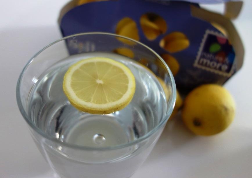 Bio-Zitrone Bonbon