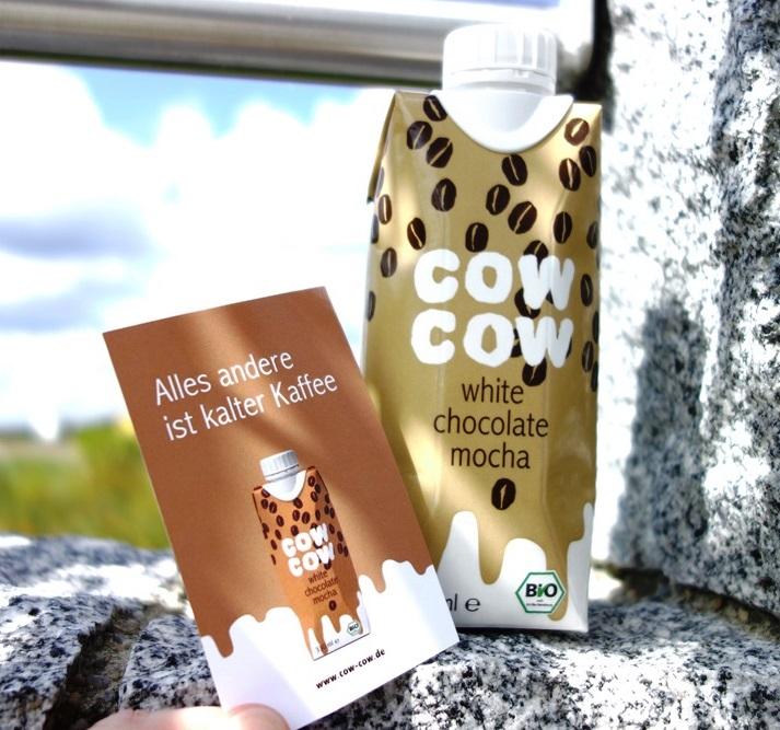 Cow Wow white chocolate mocha