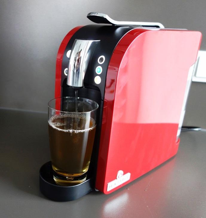 Teekanne Tealounge System