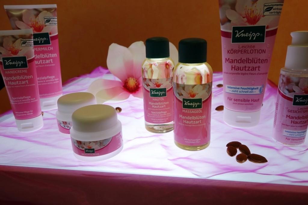 Kneipp Mandelblüte Hautzart