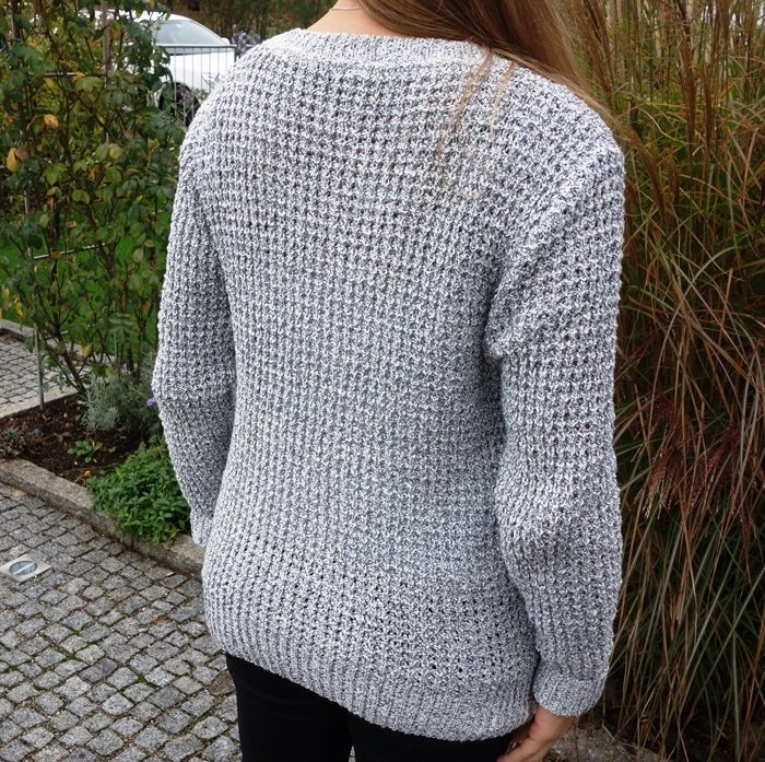 Jeans Fritz Pullover