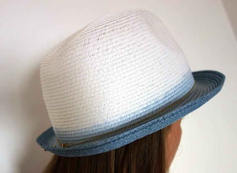 Seafolly Santorini Fedora Hat