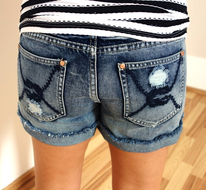 Seafolly Denim Ridge Short