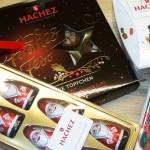 Weihnachtliche Spezialitäten von Hachez im Test