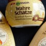 Beauty-Test: Garnier Wahre Schätze Honig Geheimnisse