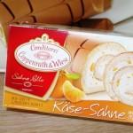 Neu von Coppenrath & Wiese: Käse-Sahne im Kuchentest