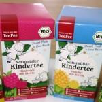 Bio-Kindertees von TeeFee – die ersten natursüßen Kindertees im Test