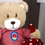 Spieluhr Bärchen BabyGlück von Die Spiegelburg – Musik bewegt schon in der Schwangerschaft
