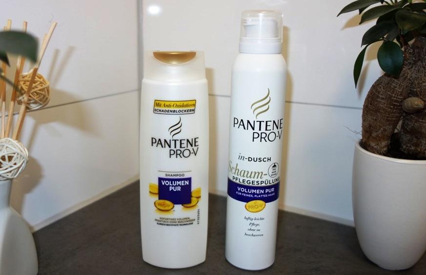 Pantene Pro-V in-der-Dusche Schaum-Pflegespülung