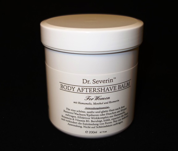 Dr. Severin Body Aftershave Balm for Women
