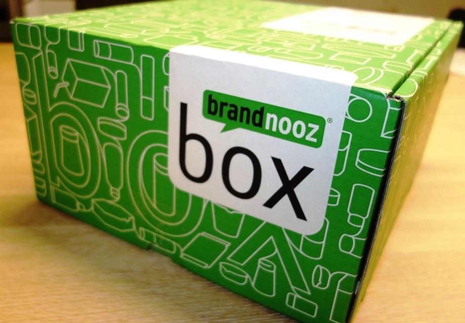 brandnooz Box Februar 2016