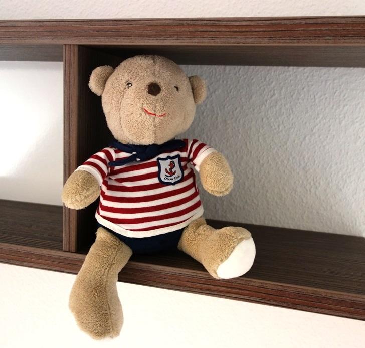 Spieluhr Teddy von babyFehn