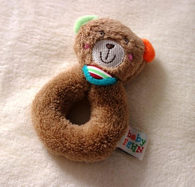 Kuscheldecke Teddy von babyFehn