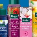 Gewinnspielankündigung: Kneipp Produkte im Wert von über 40 € gewinnen