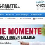 Shopvorstellung Schiffs-Rabatte: Kreuzfahrt einfach online buchen