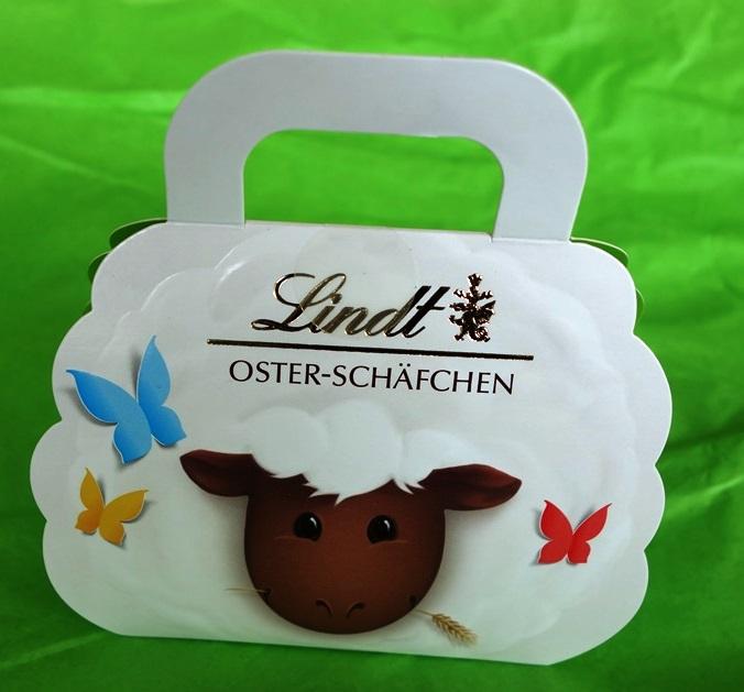 Lindt Osterschäfchen