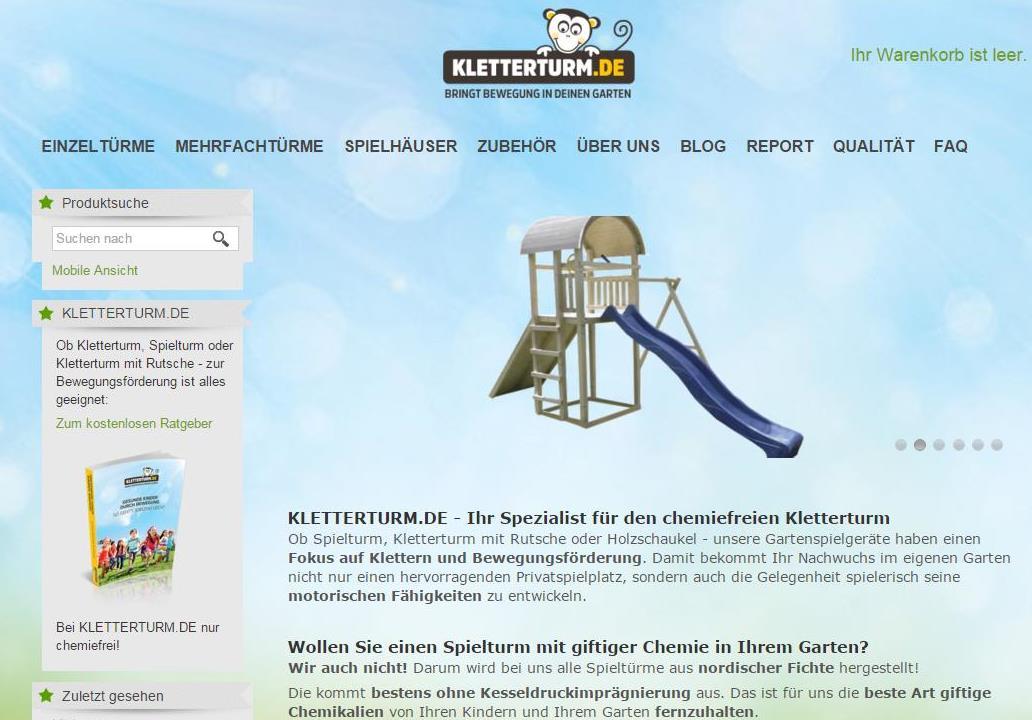 Kletterturm.de