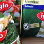 Vorstellung laktosefreie Produkte von Iglo