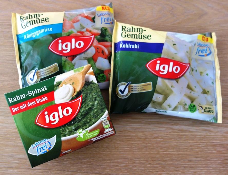 laktosefreie Produkte Iglo