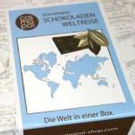 Die Schokoladen Weltreise Geschenbox von Cosmopol