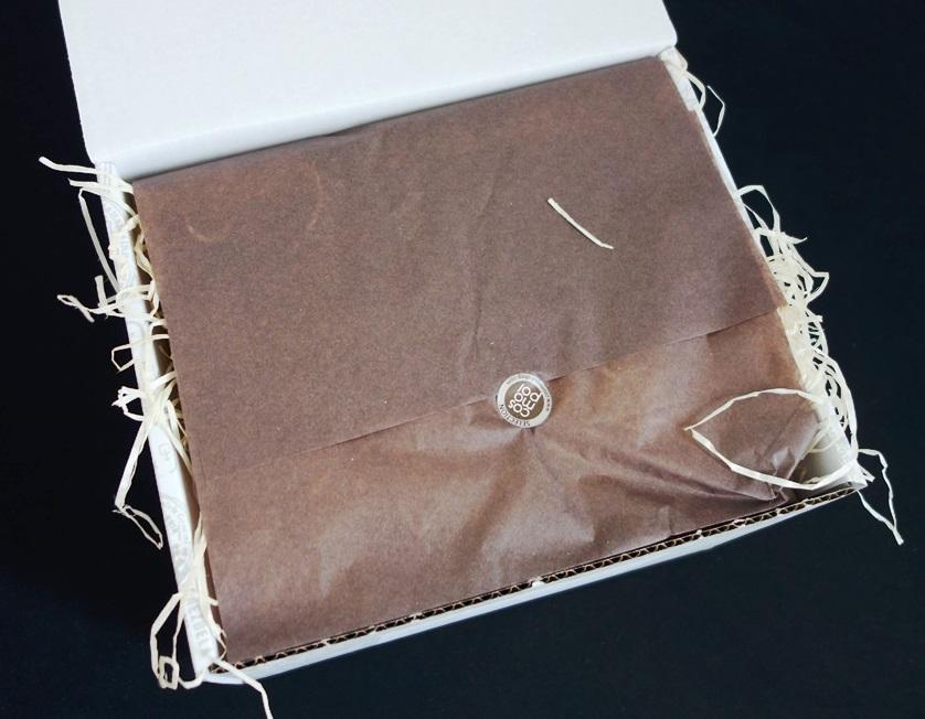 Schokoladen Weltreise Geschenbox von Cosmopol